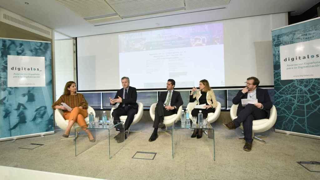 Jornada de debate sobre la fiscalidad de DigitalES.