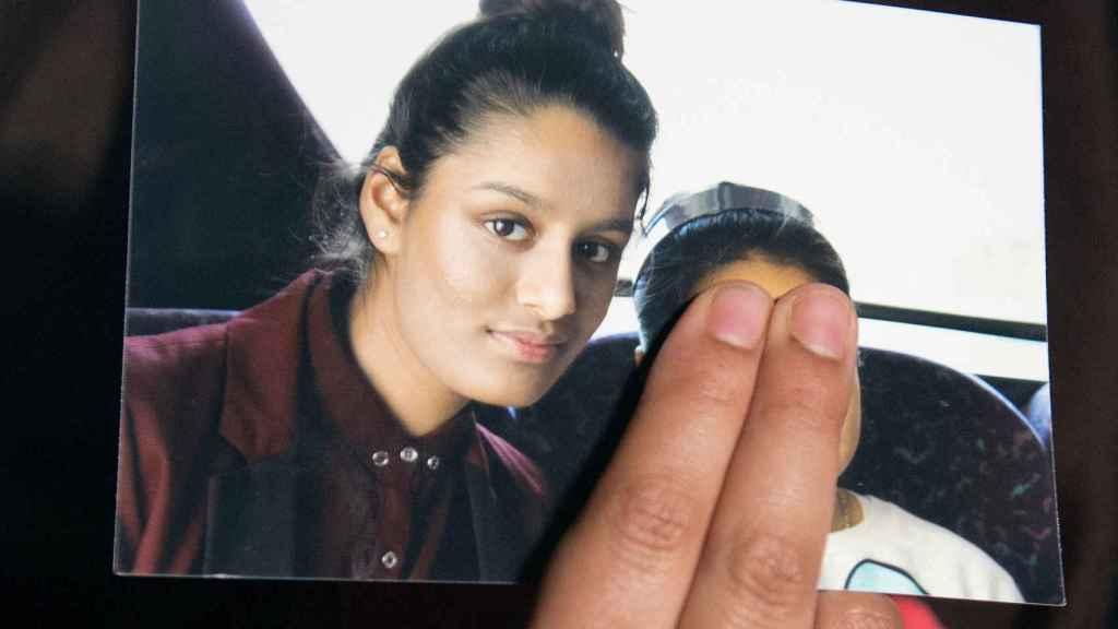Shamima Begum fue reclutada con 15 años por el ISIS.