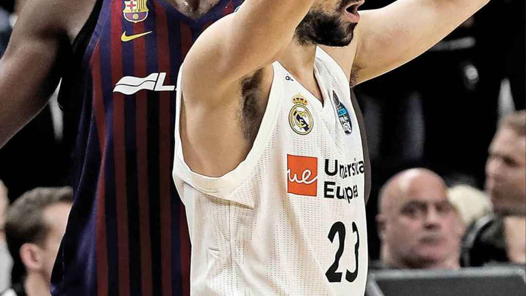 La portada de El Bernabéu (19/02/2019)