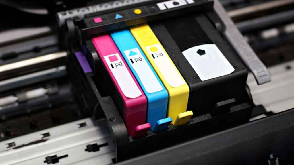 Printer ink.
