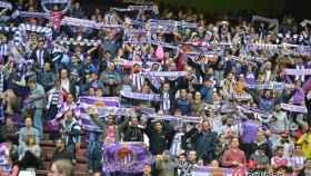 aficion ambiente playoff futbol real valladolid sporting gijon 13