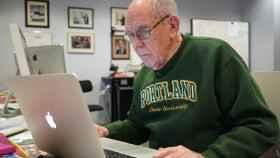 El ingeniero informático Ivan Sutherland premiado por la Fundación BBVA