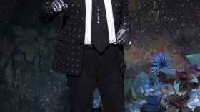 Karl Lagerfeld en una imagen de archivo.