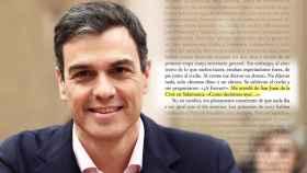 El patinazo cultural de Pedro Sánchez en su libro Manual de Resistencia.