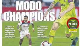 Portada Mundo Deportivo (19/02/19)