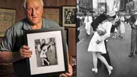 Muere el marinero de la foto del beso en Times Square al acabar la II Guerra Mundial