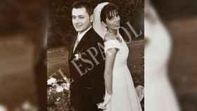 Pedro y Katia se casaron el 3 de junio del año 2000.