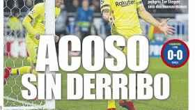 La portada del diario Mundo Deportivo (20/02/2019)