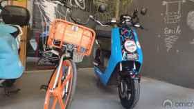 movilidad moto bicicleta 3