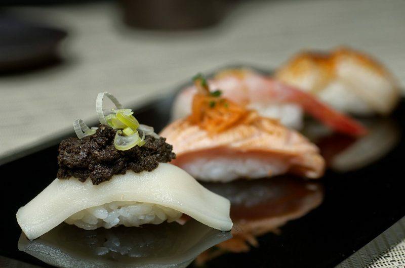 Hikari Sushi Bar - nigiri