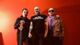 Los integrantes de 'La Polla Records', en la foto que anuncia su regreso.