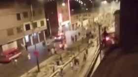 Mueren dos personas en una gigantesca pelea entre ultra en Perú