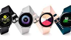 Samsung renueva wearables: Galaxy Watch Active, Galaxy Fit y Galaxy Buds