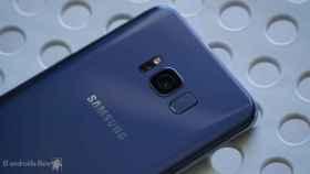 El Samsung Galaxy S8 comienza a actualizarse a Android Pie