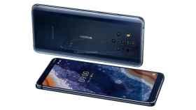 Nuevas fotos del Nokia 9 luciendo sus cinco cámaras traseras