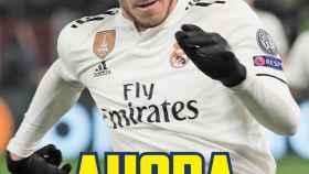 La portada de El Bernabéu (21/02/2019)