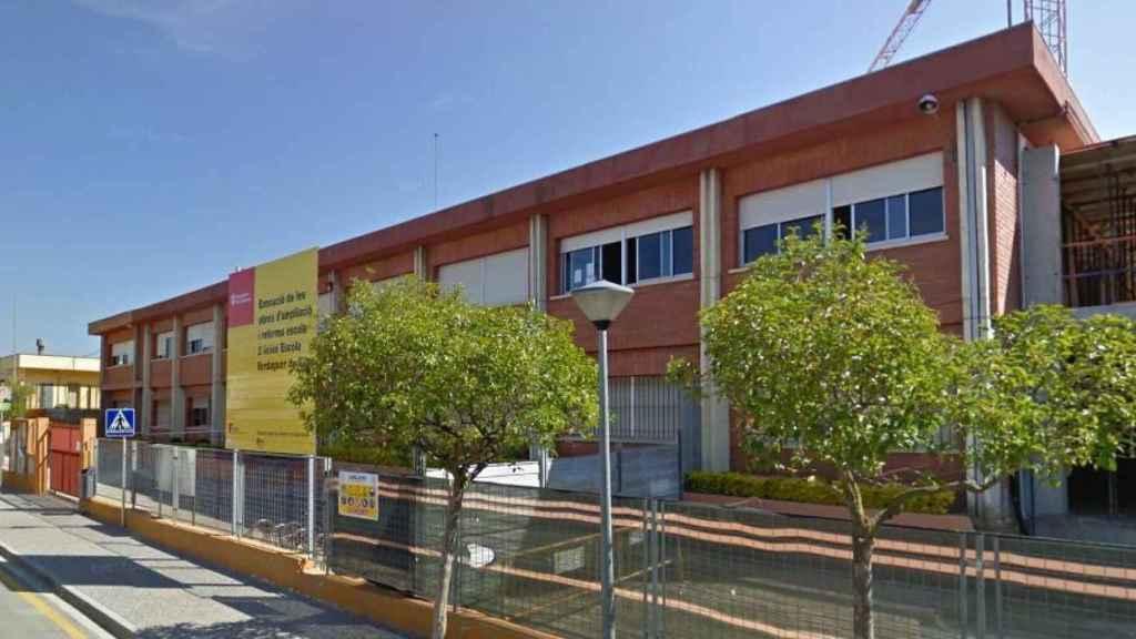 Colegio Jacint Verdaguer de Sils, en Girona