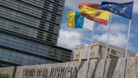 Ciudad de la Justicia de Las Palmas de Gran Canaria. Foto: EFE