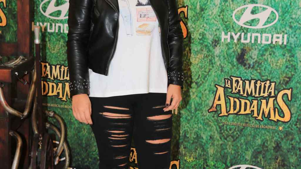 Anabel Gil en imagen de archivo.