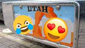 Matrícula-emoji