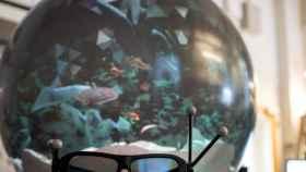 bola de cristal VR