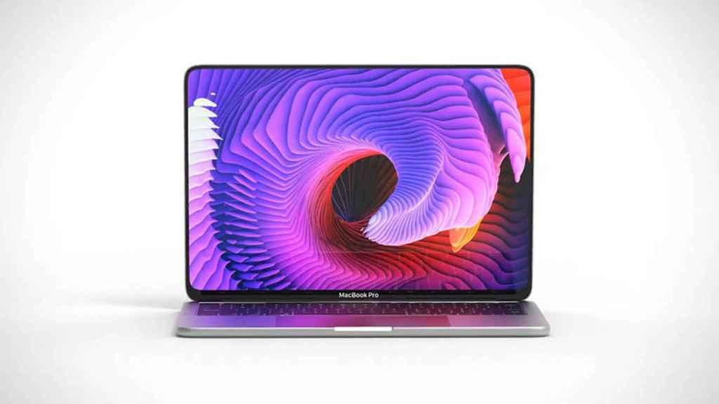 Macbook Pro concept 4