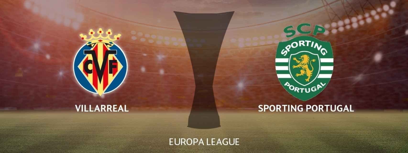Villarreal - Sporting Portugal