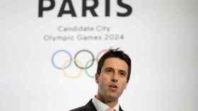 Tony Estanguet, presidente del Comité Organizador de París 2024