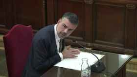 El exconsejero Santi Vila declara como acusado en el juicio al procés.