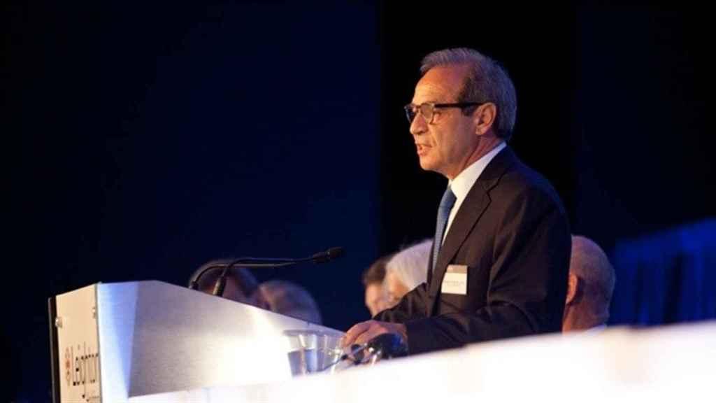 Marcelino Fernández Verdes, presidente de Hochtief.