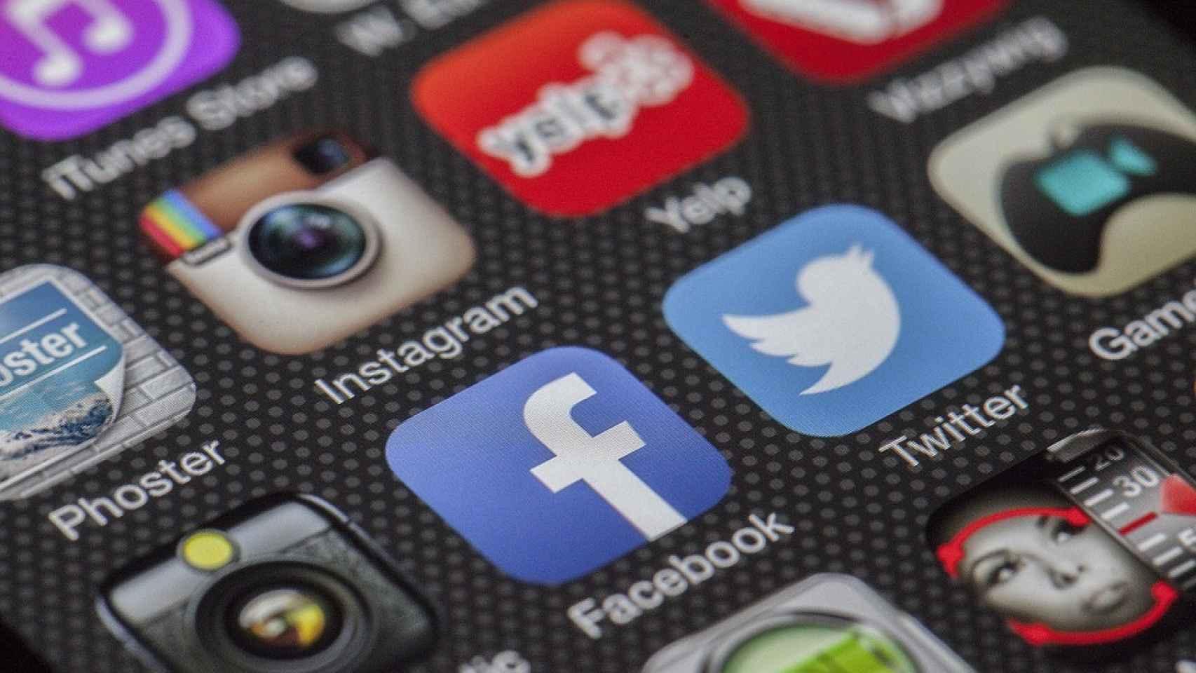 Facebook sumó dos millones de perfiles en España en 2018