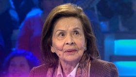 La madre de Isabel Preysler, de 96 años, aparece por primera vez en televisión