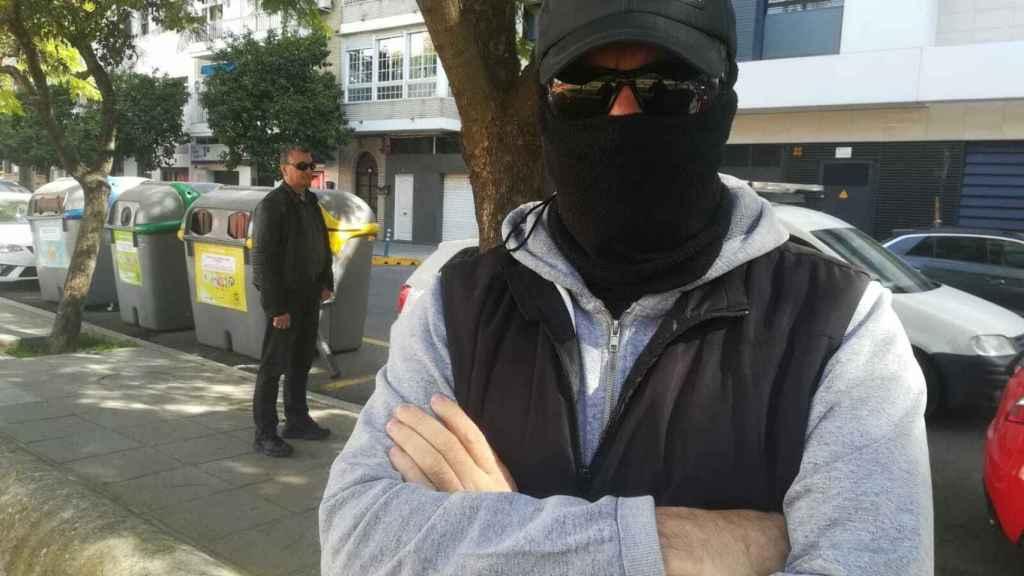 Óscar se infiltró durante dos años y medio en el entorno de 'El Cuco' para tratar de conseguir información sobre la desaparición de Marta del Castillo.