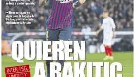 Portada del diario Mundo Deportivo (23/02/2019)