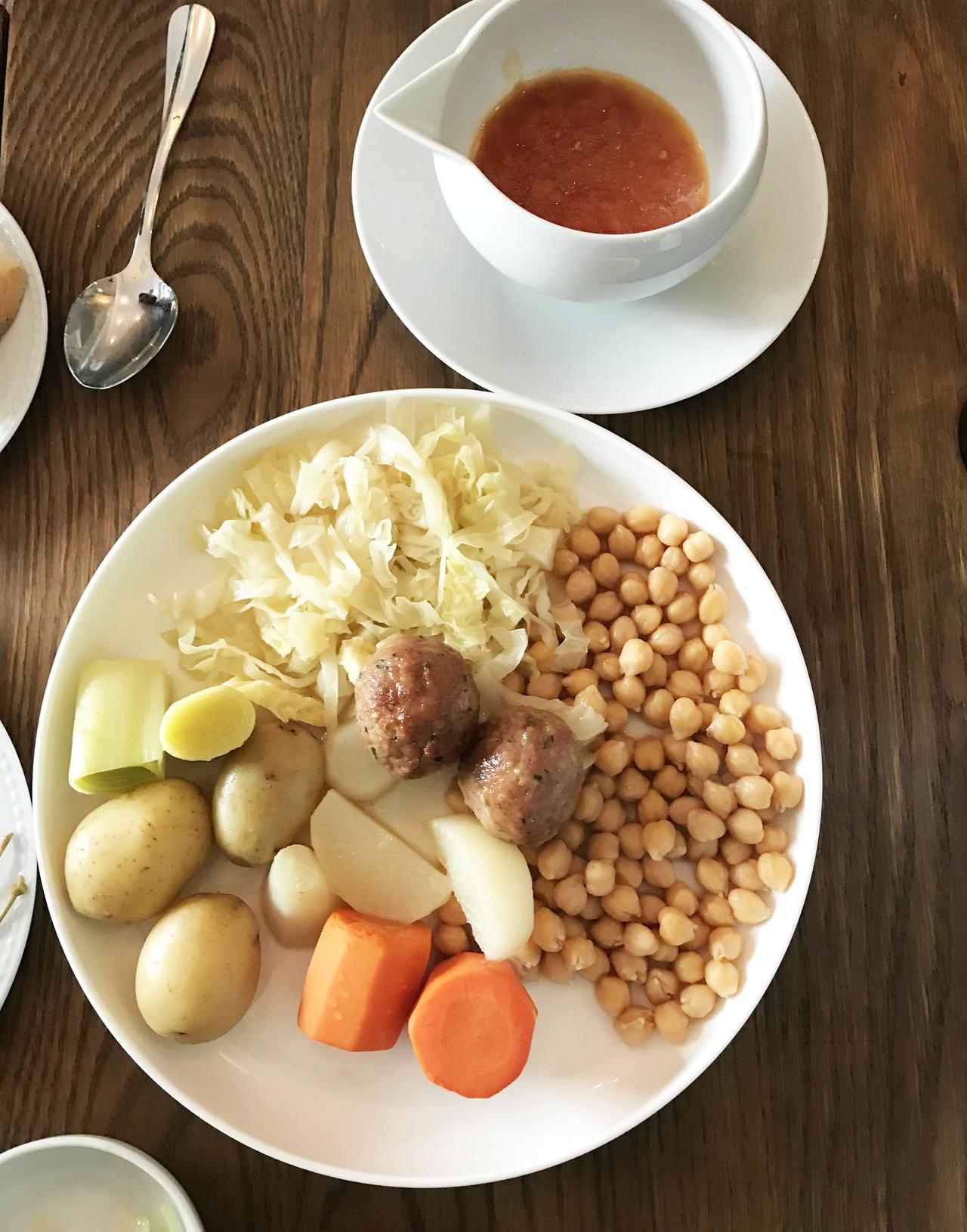 La Cocina de Frente - verduras
