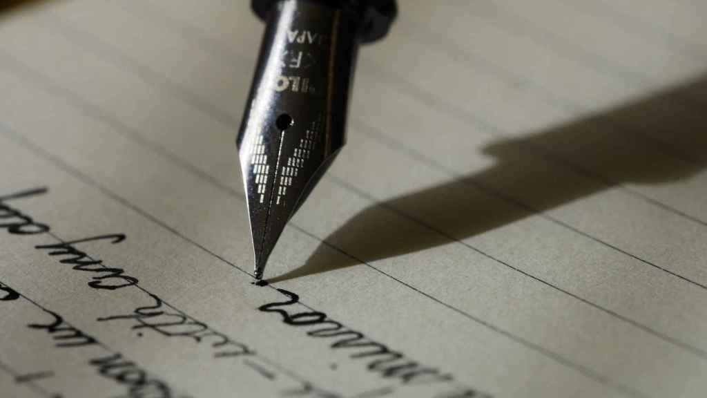 La grafología es lo que tu letra dice de tu personalidad