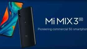 Xiaomi Mi MIX 5G: así es el primer móvil 5G de Xiaomi