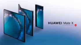 Huawei Mate X: características del nuevo móvil plegable