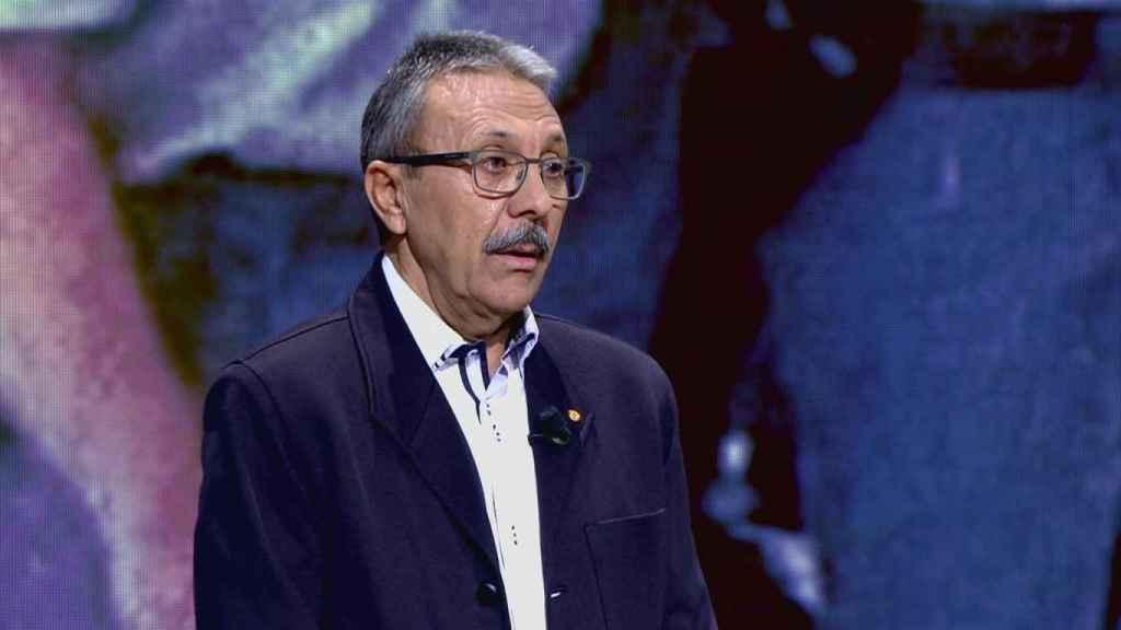 José de Jesús, Guardia Civil que sufrió un atentado con 22 años.