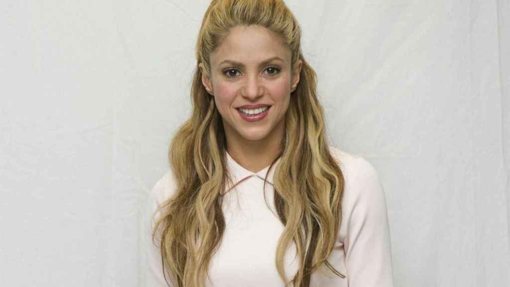 Shakira en imagen de archivo.