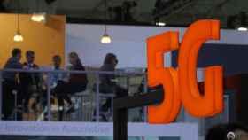 Logo de 5G, en una imagen de archivo.