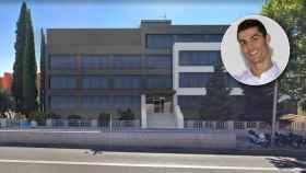 La nueva clínica de transplantes capilares de Cristiano Ronaldo