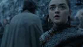 Arya Stark en el nuevo avance de 'Juego de Tronos'.