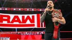 Roman Reigns anuncia que tiene leucemia. Foto: wwe.com
