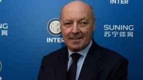 Marotta, CEO del Inter de Milán. Foto: inter.it