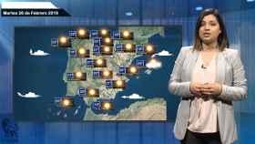 Mañana, viento fuerte en Estrecho y ascenso de temperaturas en Mediterráneo