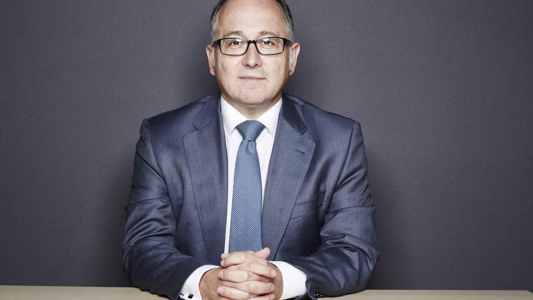 Luis Gallego, presidente de Iberia.