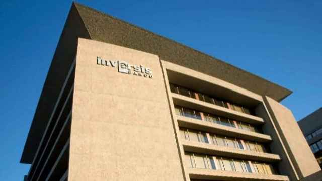 Edificio de Inversis Banco.