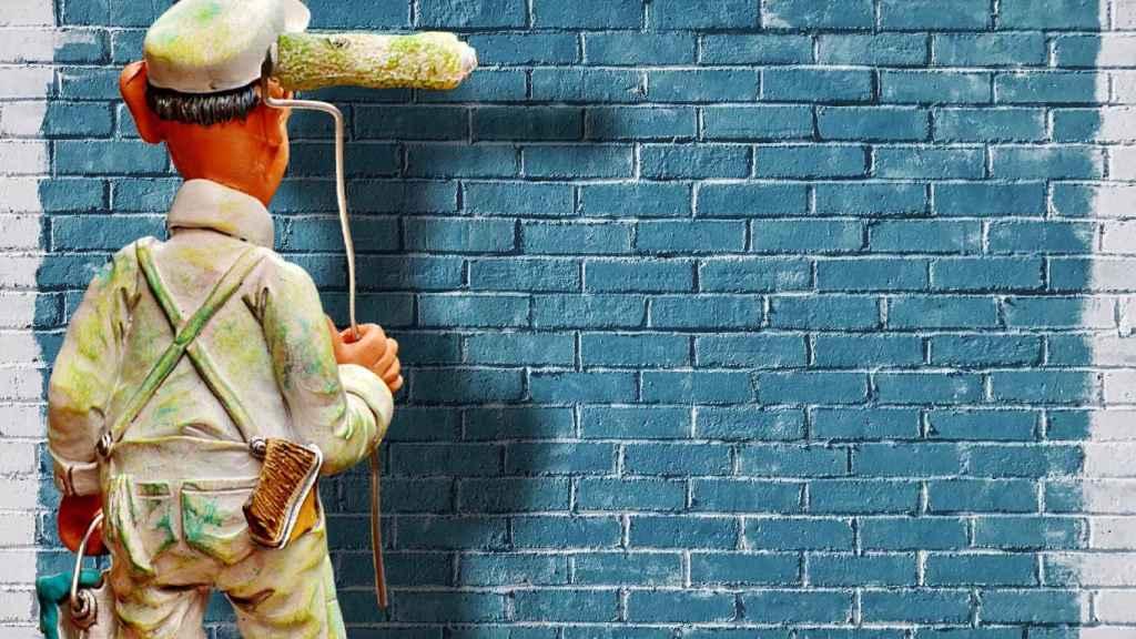 Pintar una casa es dar una pincelada a nuestras vidas