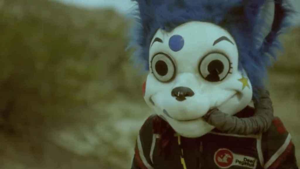 Fotograma extraído del videoclip Na Na Na de My Chemical Romance